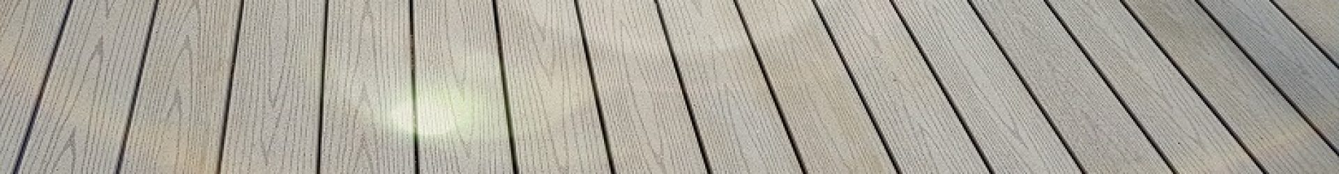 What makes composite decking eco-friendly?
