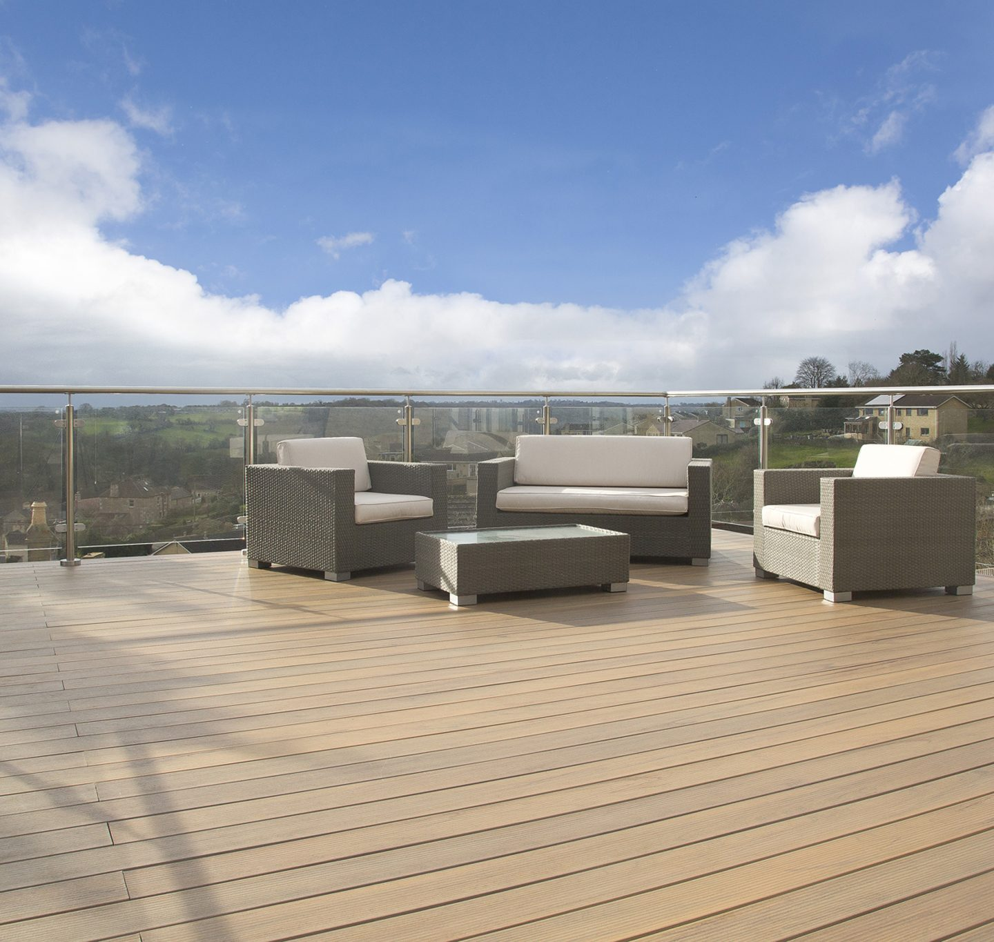 Composite Decking: Then and Now